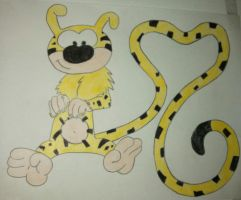 Marsupilami by PyroandScout