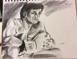Rocky - Charcoals by greenspacecop