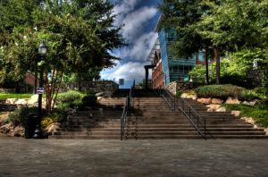 Downtown Greenville III by nukethewhalez