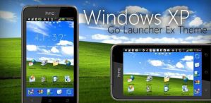 Windows Xp Go Launcher Theme by moschdev