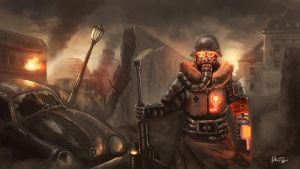Video Game Fallout 284813 by talha122