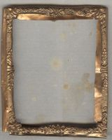 antique metal frame_2 by Techture