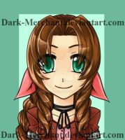 Aerith Aeris by Dark-Merchant