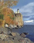 Split Rock Lighthouse by kennyc