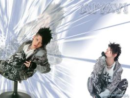 Miyavi Wallpaper by VictorianDame