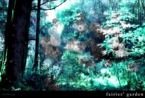 Fairies' Garden _OLD_ by h0p3-hell
