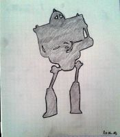 The Iron Giant by Maudpx