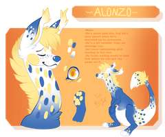 Alonzo Ref by Night-Wolf122