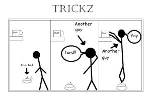 Trickz by Weirddudeguy