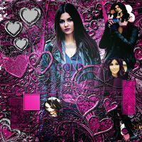 Blend De Victoria justice GOLD GOLD by yary262002