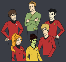 Team Kirk by Pavender
