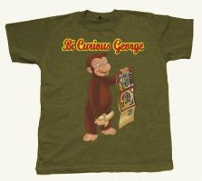 Curious George by matias19