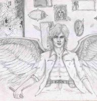 "Jace Wayland ""Not An Angel"" by fateimpaler"