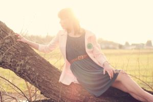 Flare of Sun and Fashion by FDLphoto