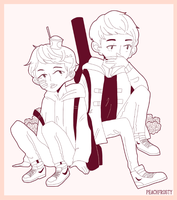 Ayoo more chanbaek by Lolibeat