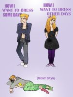 Most-days by justinhubbell