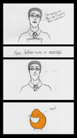 Your father is a what now? by Rotae