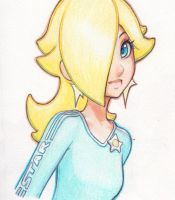 Rosalina Star Shirt by Omar-Dogan