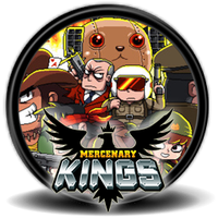 Mercenary Kings - Icon by Blagoicons