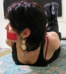 Hogtied and tape gagged by FlowerBi