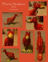 Phoenix Montage by Feather-Dragon