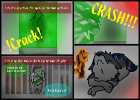 Call Out War- Page 3 by sabermist3