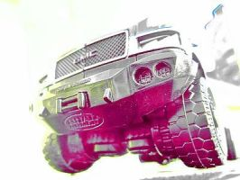 ironhide blow colors 1 by havocPigeons
