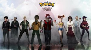 Legacy Kanto by Burninmaned