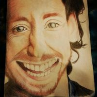 Tom Laughing by IzzabellaBlack