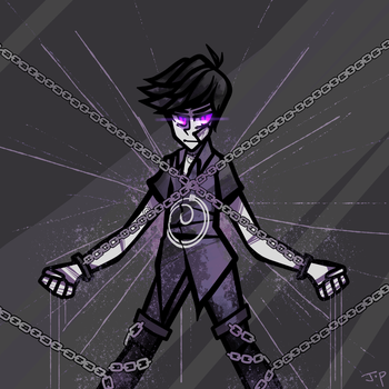 Within the limits of these chains by Dreamin-8-bit