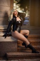 Black Canary - Ultrasonic Bombshell by etaru