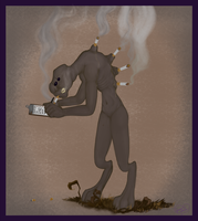 Smokers hump by Dristany
