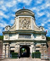 Royal Gate of The Citadelle by Maesta-Dara