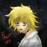 Faust VIII by MayaPatch