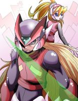 MMT Submission - Mega Man Zero by kentaropjj