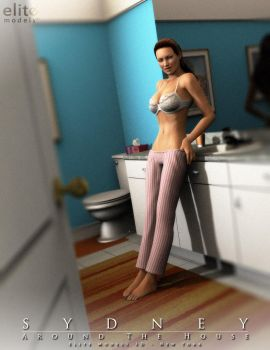 Around The House 03 by sydgrl3d