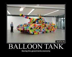 Balloon Tank by jay4gamers1