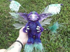 Farra, the poseable fairy art doll by twyliteskyz