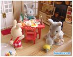 The Rabbit Family - 005 by Hachiko8