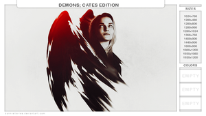DEMONS: Cates Edition by dannielle-lee