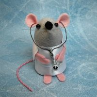 Doctor Mouse by The-House-of-Mouse
