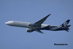 Air New Zealand Boeing 777-319(ER) ZK-OKS by The-Transport-Guild