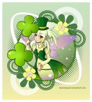 The Green of Luck by Remchan2289