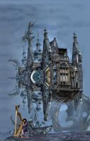 floating city by taisteng