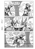 Ira the Claymore - Ch3 P7 by Zeichner