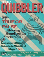 The Quibbler by Leafbreeze7