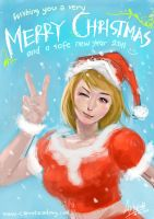 Merry Cristmas Indonesia by carrotacademy