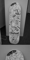 Graphical Monster Board by Tropfich