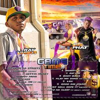 Ray Vicks Game Time Back by LaxDesign