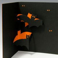 Bats In The Dark by desireux